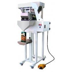 Dosificadora pesadora semiautomática hasta 0,5 cm