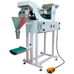 Dosificadora pesadora semiautomática hasta 8 cm