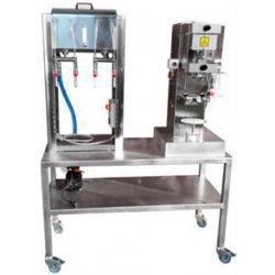 Sistema compuesto de embotelladora + destornillador professional con 3 rollos