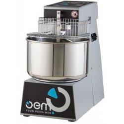 Amasadora OEM FXID602T para masa de gran humedad de cabezal fijo 83 Lt
