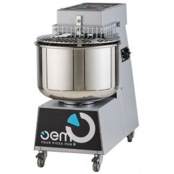 Amasadora OEM FXID402T para masa de gran humedad de cabezal fijo 47 Lt