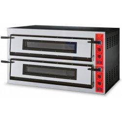 Horno 6+6 pizzas de 36cm Ø F108-66