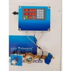 Dosificador de agua cuentalitros con mezclador de temperatura CoolWater DMIX ECO M
