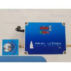 Dosificador de agua cuentalitros con mezclador de temperatura CoolWater DMIX 1P