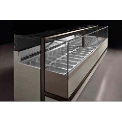 Orion Nine para helados compacta Fondo 90 Cm
