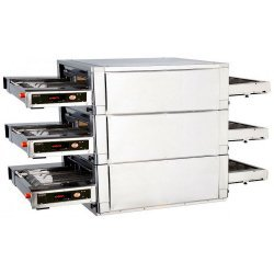 Horno estatico OEM TL105L/3 LCD Digital cinta 50 cm