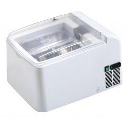 Vitrina de sobremesa para helados TCOMPACT