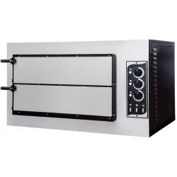 Prismafood BASIC 2/50 de puerta ciega para 2 pizzas de 60x40