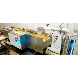 Línea automática para elaboración de croquetas y empanados JIT315