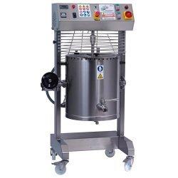Cocedor con rascador y variador alta temperatura C80CSEI