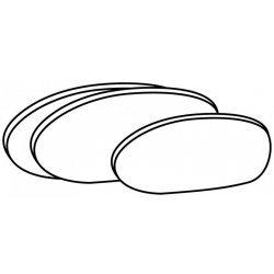 Cortador rebanador Instacut 5 -0 de sobremesa - Corte en rebanadas de 6,4 mm