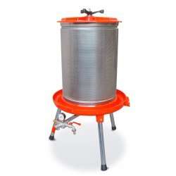 Prensa hidráulica por agua 160 Lt de aluminio