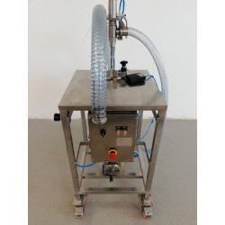 Dosificadora volumetrica Tavolo 20-700 cc para conexión directa a cocedor o a tolva
