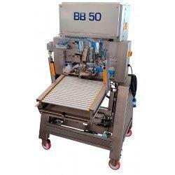 Llenadora automática BB50 completa de bomba con capacidad 9300 l/h