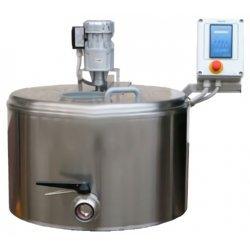 Pasteurizadores de leche P50-1250 litros