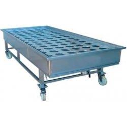Mesa para la distribución de queso SDM
