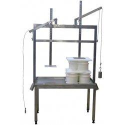 Prensa de queso mecánica MS-U 50-100 kg