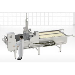 Preprensa de queso automatizada PRP-AP 1000-4000 l