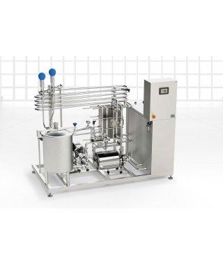 Pasteurizadores de leche PP 500–3000 litros