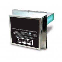 """Purificador con tecnologia de fotocatálisis heterogénea avanzada para montaje en conductos Ductworx 9"""""""