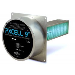 """Purificador de aire para montaje en conductos PXCELL 9"""" de fotocatalisis heterogenea avanzada"""