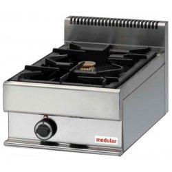Cocina de 1 fuego grande a gas Modular