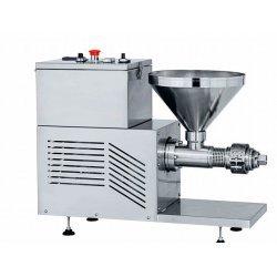 Extractora de manteca de cacao