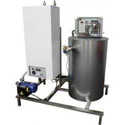 Pasteurizador de zumo automático eléctrico de 250 lts hora