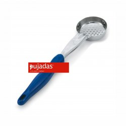 Cuchara redonda perforado de color Spoodle