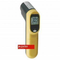 Termómetro de infrarrojos con mira láser