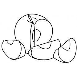 Cortador de patatas - Corte en gajos de 8 secciones