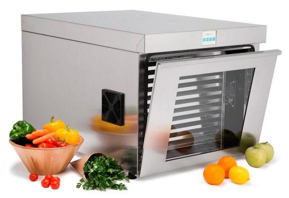 Deshidratador secador de alimentos profesional