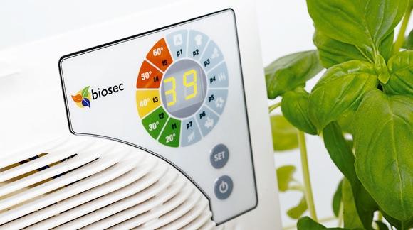 Programas automáticos del deshidratador