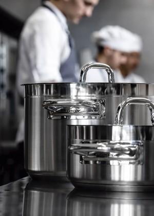 Baterías de cocinas de hostelería Lacor